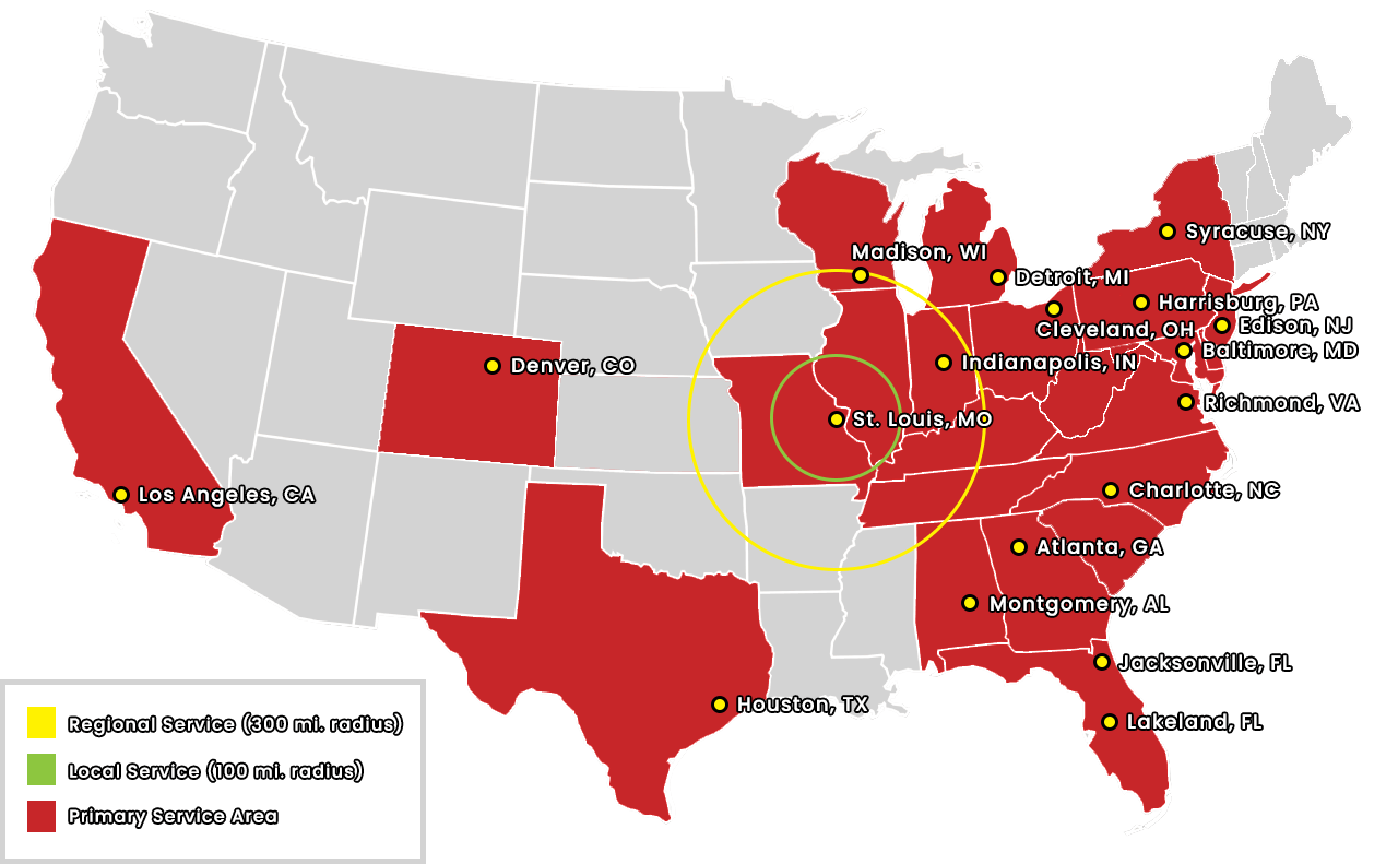 Routes Map
